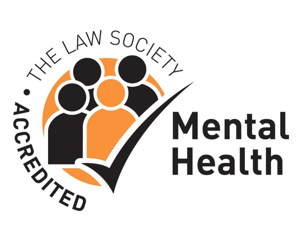 The Law Society accredited Mental Health